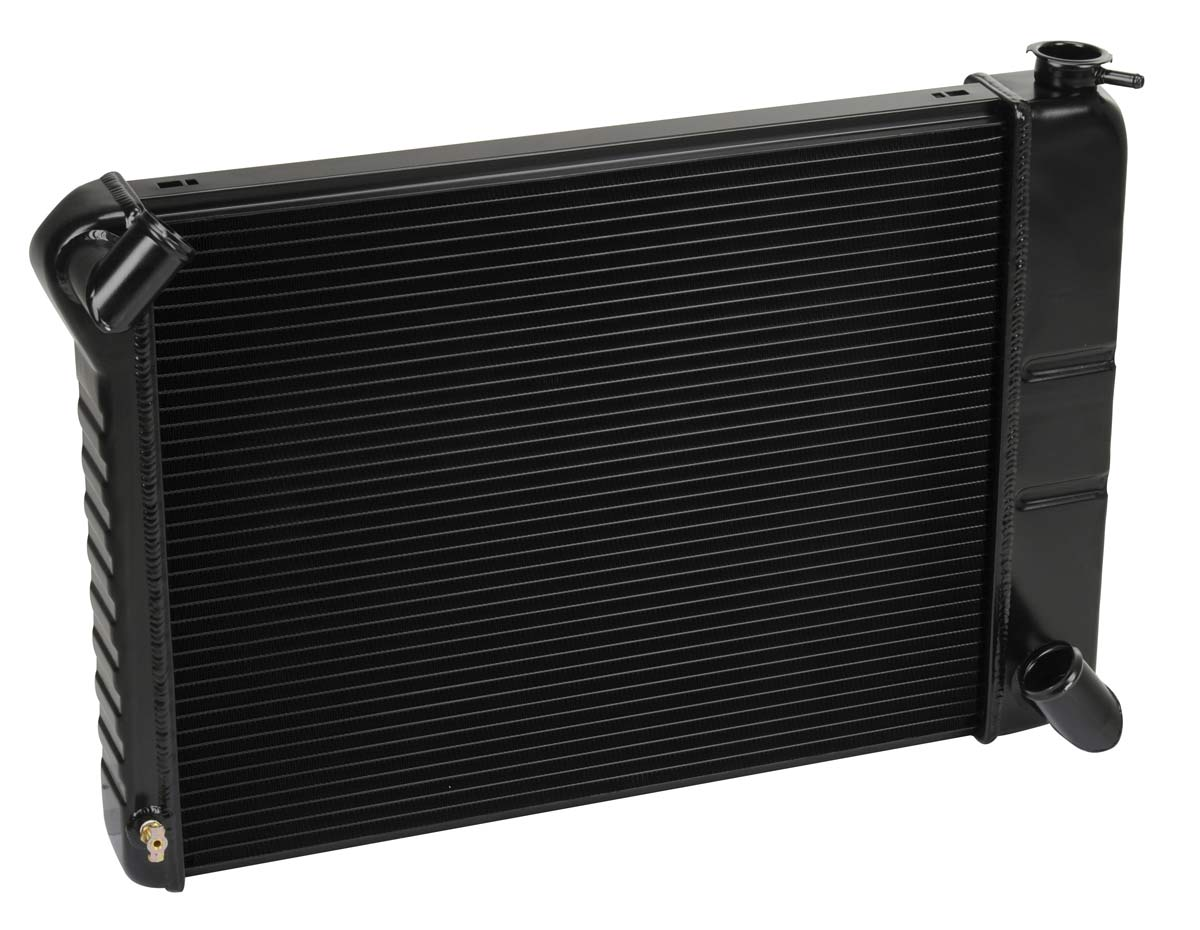 DeWitts 1239066M | Direct Fit Radiator Corvette, BB Manual 2 row 1