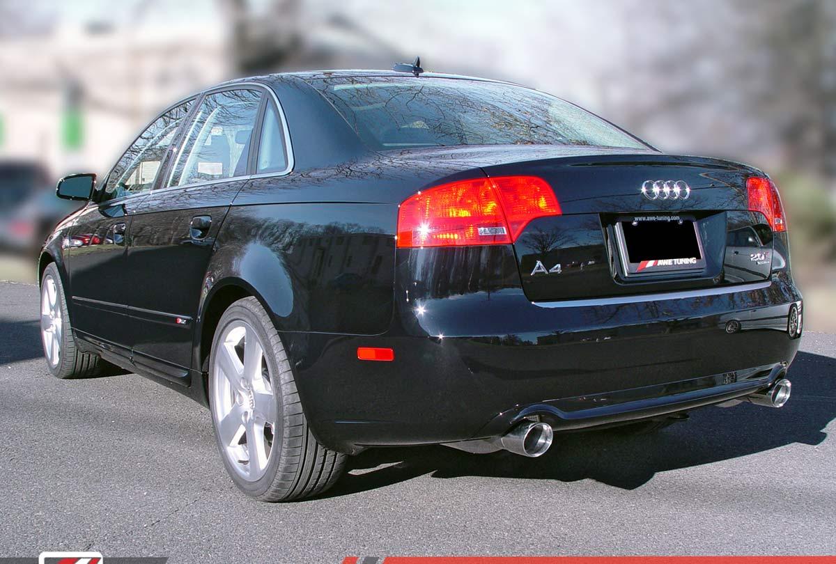 Awe Tuning 3040 32016 Audi A4 Sedan 20l Turbo B7 20t Quattro 2005 Engine Schematics