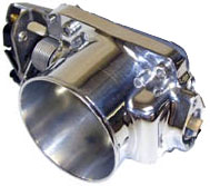 Accufab F7546 - Accufab 75mm Ford Throttle Body 96-04 4.6L 2V Mustang V8
