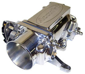 Accufab F7546K - Accufab 75mm Ford Throttle Body & Plenum 96-04 4.6L 2V Mustang V8