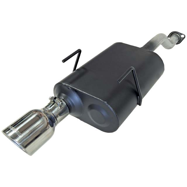Flowmaster 17269 - Flowmaster 96-99 Honda Civic (Not 99 SI) 1.6L 2 / 4 Door American Thunder Exhaust System, Single Out Rear
