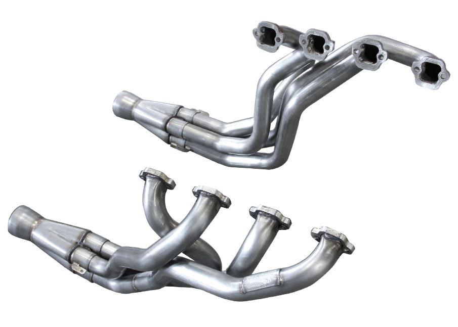 American Racing Headers FXWS-79178300HR   ARH Ford Fox Body 351 Windsor 1  7/8in x 3in Headers