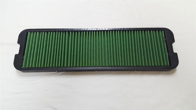 Vararam GF7103 | VaraRam Green High Performance Replacement Air Filter for  VR-CAMARO V8 Intake System