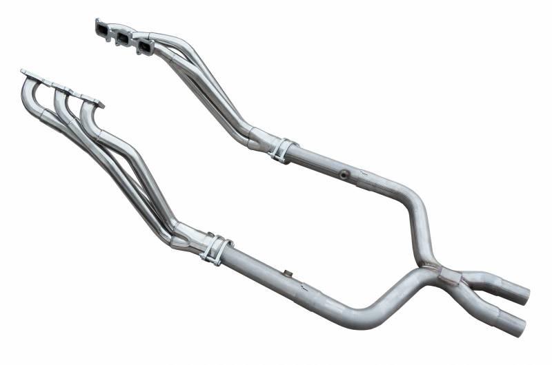 pypes exhaust  hdr72sk  pypes mustang v6 long tube headers