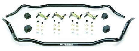 Hotchkis HK2234 - Hotchkis Front and Rear Swaybars for C5 Corvette 1997-2004
