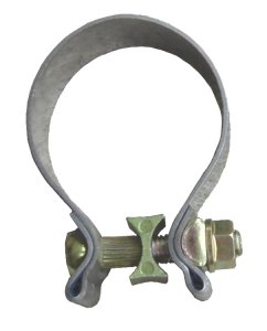 Pypes HVC24 - Pypes BAND CLAMP- 3 x 1 band 304 Stainless