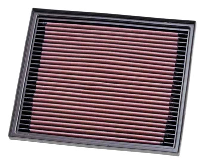 K&N Filter 33-2119 - K&N Air Filter For Land Rover Range Rover 4.0/4.6l 97-02 / Discovery 4.0/4.6l 99-04