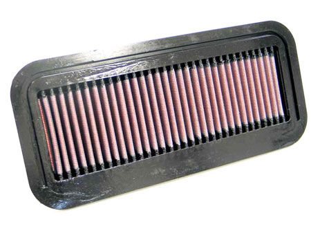 K&N Filter 33-2131 - K&N Air Filter For Toyota Yaris 1.0l-i3(scp10) & 1.3l-i4(ncp10); 1999-2001 (non-us)