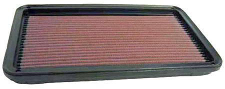 K&N Filter 33-2145-1 - K&N Air Filter For Lex Es/rx300 97-03 / Toyota Ava 97-04 / Camry 97-01 / Sien/sol 98-03