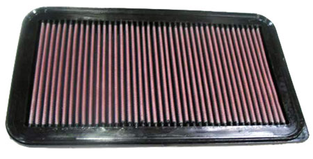 K&N Filter 33-2260 - K&N Air Filter For Toyota Cam 01-06 / Sienna 04-10 / Hghlnder 01-09; Lex Rx330 03-06