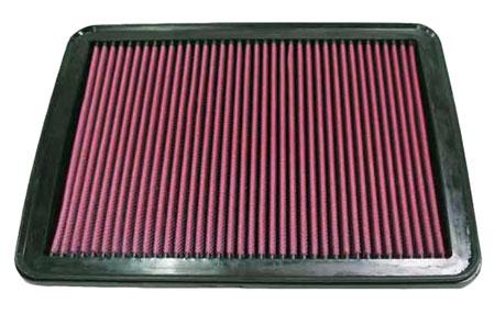 K&N Filter 33-2271 - K&N Air Filter For Kia Sorento 3.5l-v6; 2002-2009