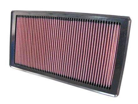 k n filter 33 2353 k n air filter for ford explorer. Black Bedroom Furniture Sets. Home Design Ideas