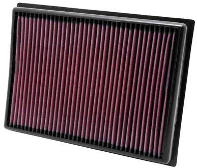 K&N Filter 33-2438 - K&N Air Filter For Toyota 4-Runner 4.0l V6 2010