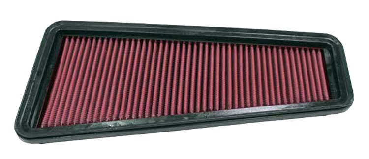 K&N Filter 33-2281 - K&N Air Filter Factory Replacement For Toyota 4-Runner 2003-2007 (All) 4.0L V6