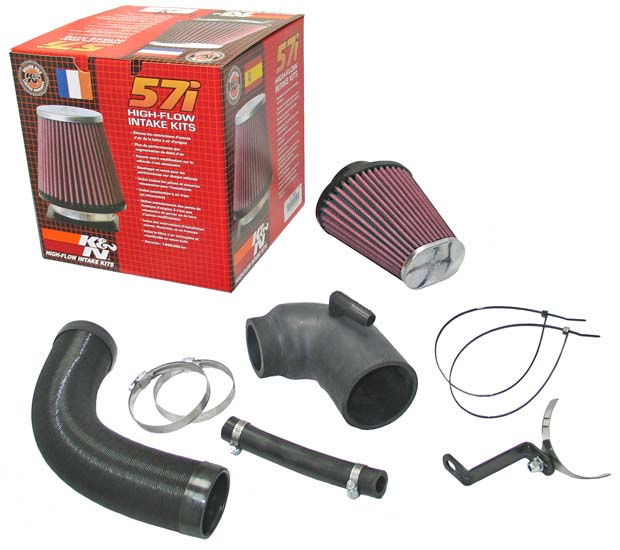 K&N Filter 57-0673 - K&N Fuel Injection Performance Kit (fipk) For Toyota Yaris 1.0l