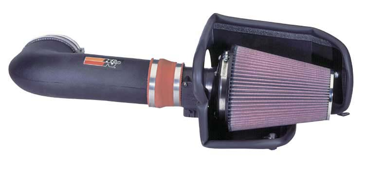 Fits Lincoln Navigator 2005-2006 5.4L K/&N High Flow Replacement Air Filter