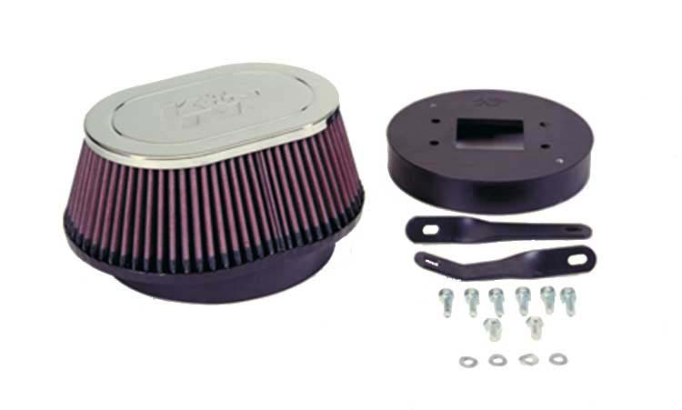 K&N Filter 57-9000 - K&N Fuel Injection Performance Kit (fipk) For Toyota Corolla Gts; 85-87