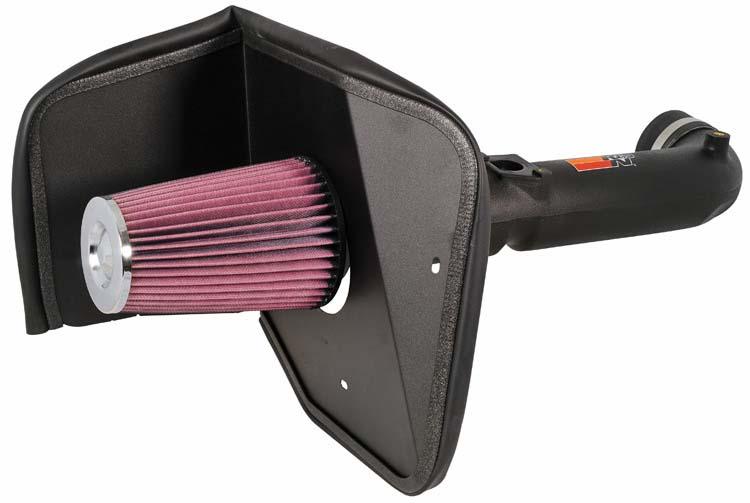 K&N Filter 57-9017 - K&N Fuel Injection Performance Kit (fipk) For Toyota Sequoia V8-4.7l 2001