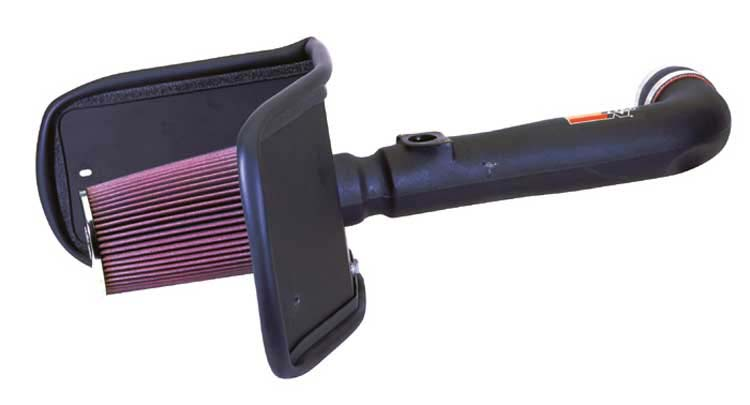 K&N Filter 57-9021 - K&N Fuel Injection Performance Kit (fipk) For Toyota Land Cruiser V8-4.7l Dohc 1999-04