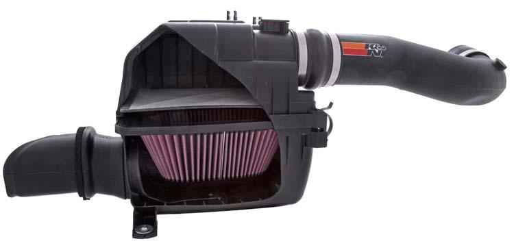 K&N Filter 57-9027 - K&N Fuel Injection Performance Kit (fipk) For Toyota Tundra / sequoia V8-4.7l 05-06