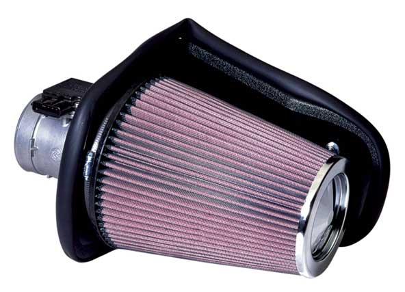 K&N Filter 57-2545 - K&N FIPK II Fuel Injection Performance Kit 2003-04 Cobra V8