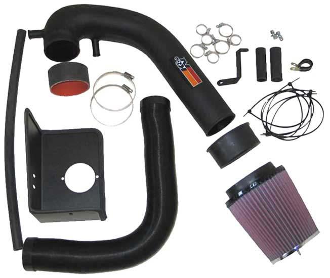 K&N Filter 57-I650-8 | K&N 57i Intake Kit For Renault Clio 1 6l 16v 4cyl  Dohc 110bhp