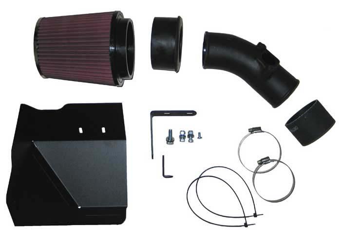 K&N Filter 57-I900-0 - K&N 57i Intake Kit For Toyota Celica Vvti 1.8l 16v 4cyl 140bhp
