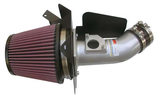 Turbo XS Short Ram Intake w// K/&N Air Filter for 2002-2007 Subaru Impreza WRX STi
