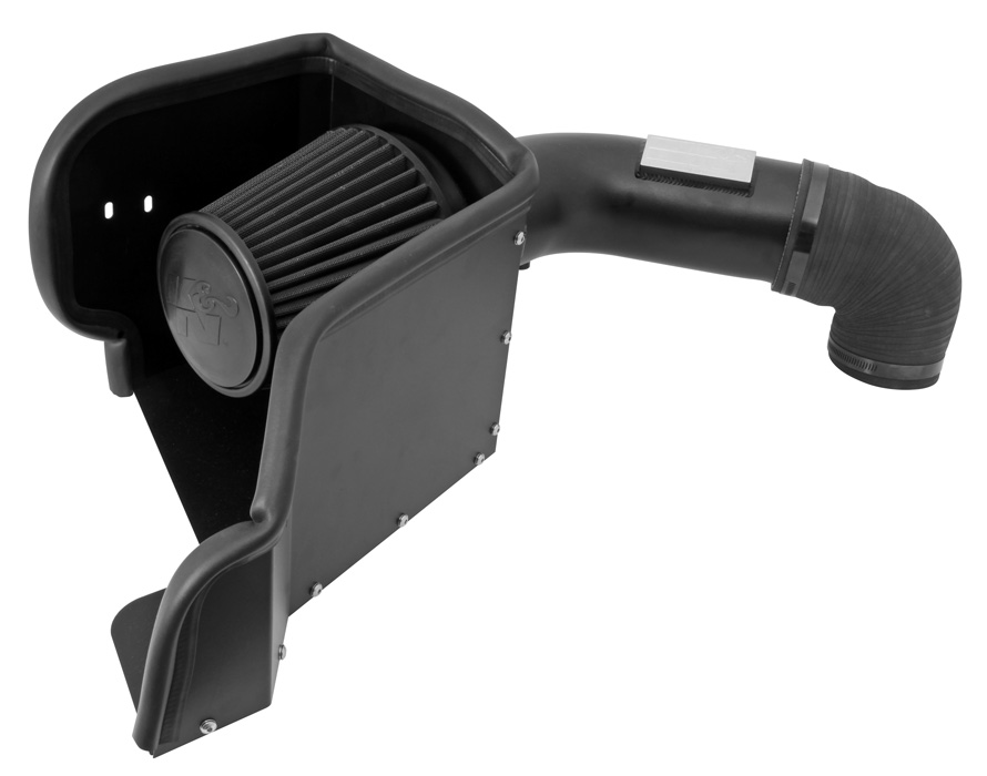 Cold Air Intake For Dodge Ram 1500 5 7 Hemi >> K N Filter 71 1561 K N Dodge Ram 1500 5 7l Hemi Blackhawk Air Intake Oil Free Synthetic Air Filter 2009 2019