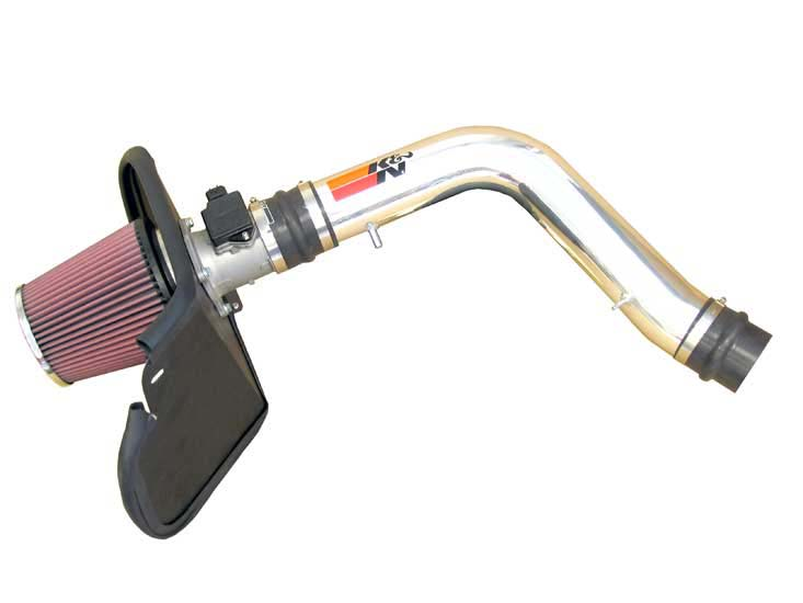 K&N Filter 77-9016KP - K&N 77 High Performance Air Intake System For Toyota Tacoma / 4-Runner L4-2.4l & 2.7l; 2000-04