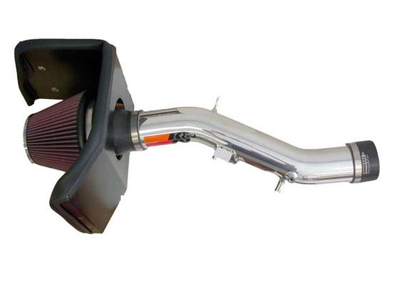 K&N Filter 77-9025KP - K&N 77 Series High Flow Intake Kit For Toyota Tacoma 2005-06 4.0L