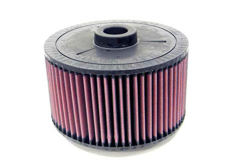 K&N Filter E2233 - K&N Air Filter For Toyota Hilux 2700i 2.7l & Kz-te 3.0l-td; 1999-2002