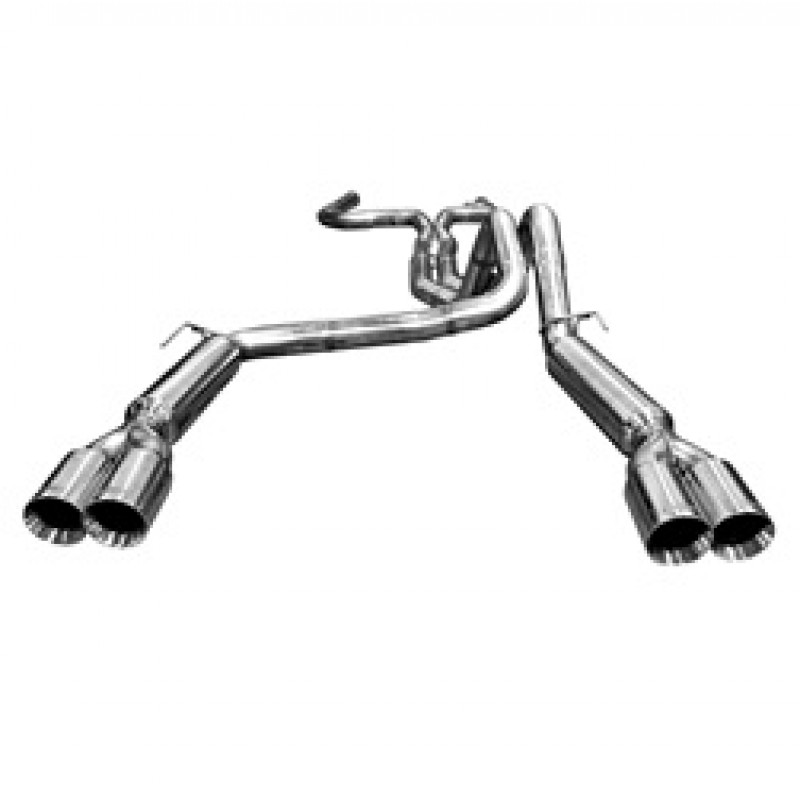 Kooks headers exhaust system with catted