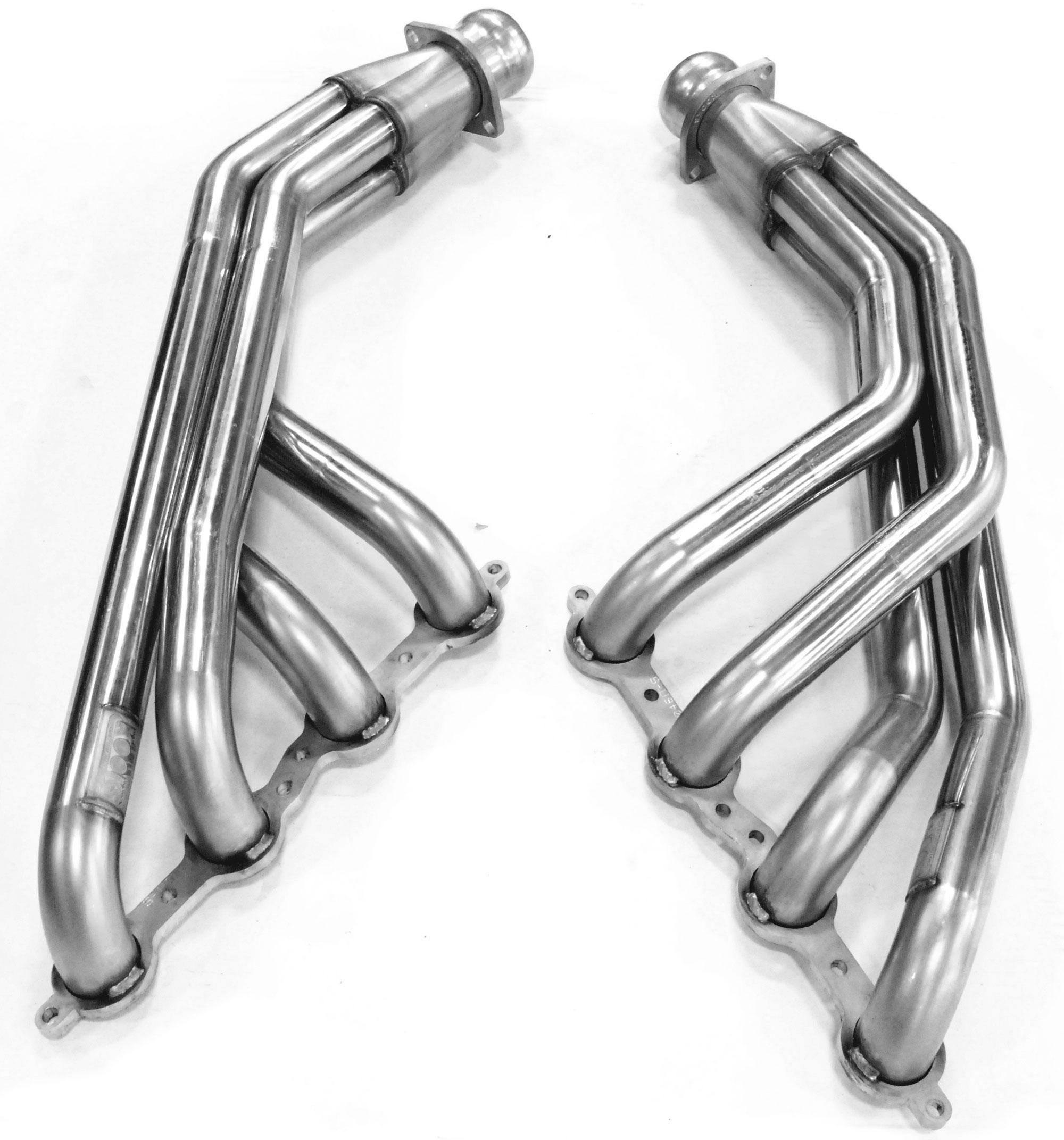 Kooks Camaro LS Engine Swap 1 7/8