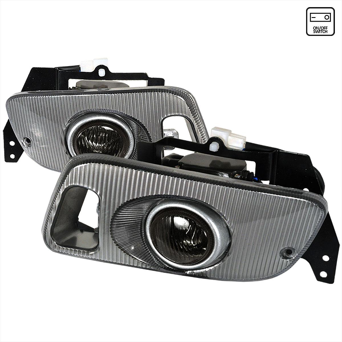 Spec-D Tuning LF-CV923GOEM - Spec-D 92-95 Honda Civic 2d Oem Fog Lights