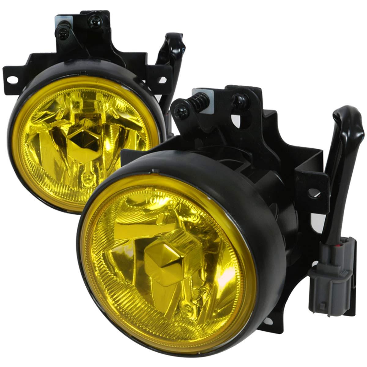 Spec-D Tuning LF-ELM05AMOEM-WJ - Spec-D 05-06 Honda Element Oem Fog Lights -