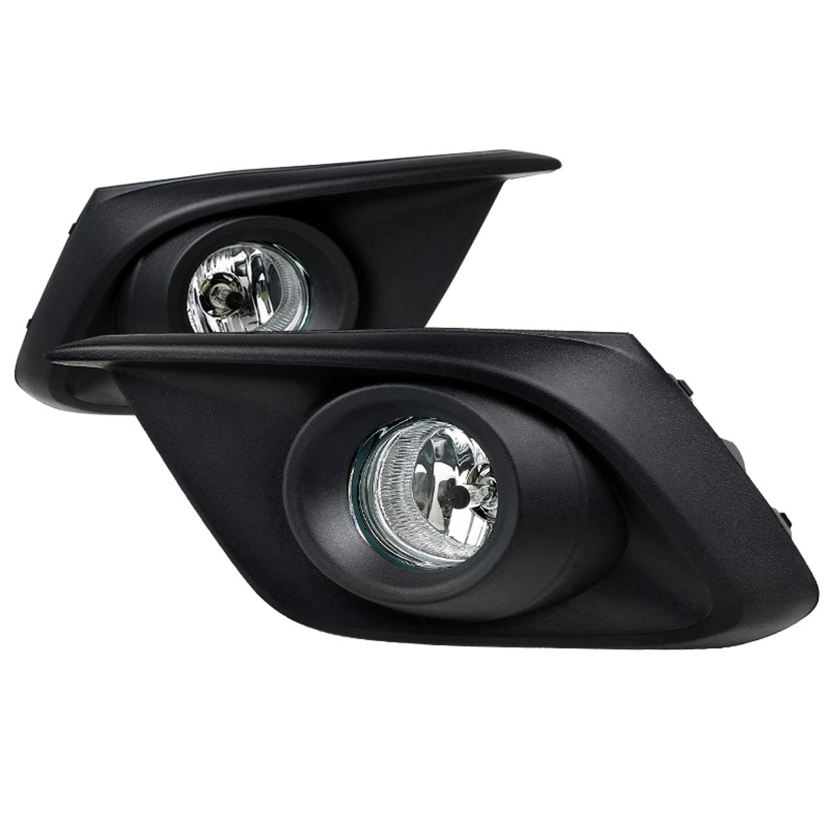 Spec D Tuning LF MZ3144COEM HZ | Mazda 3 Clear Fog Lights With Wiring;  2014 2016