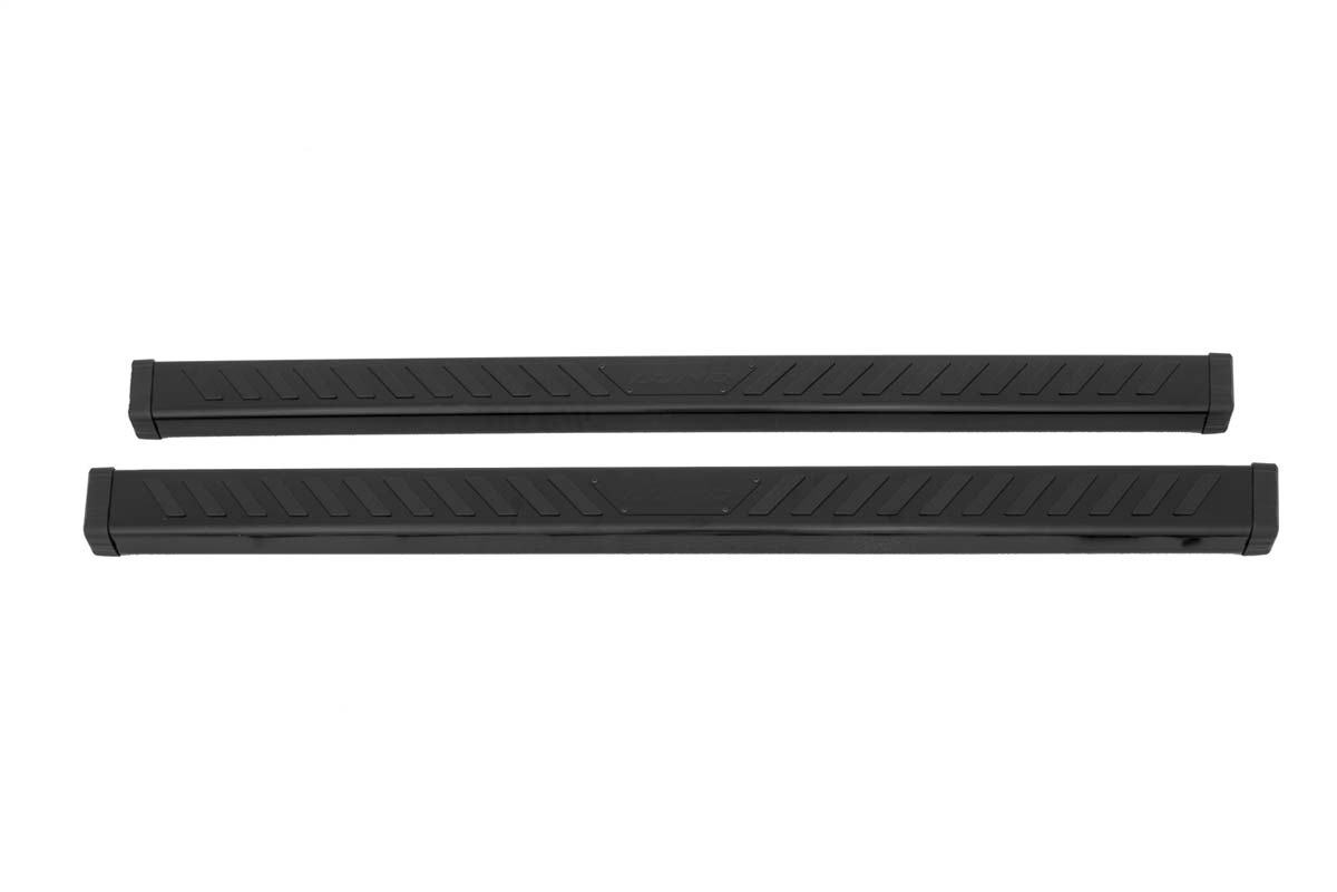 Ford Running Boards >> Lund 28565031 Summit Ridge 2 0 Running Board Kit For Ford F 150 2015 2019