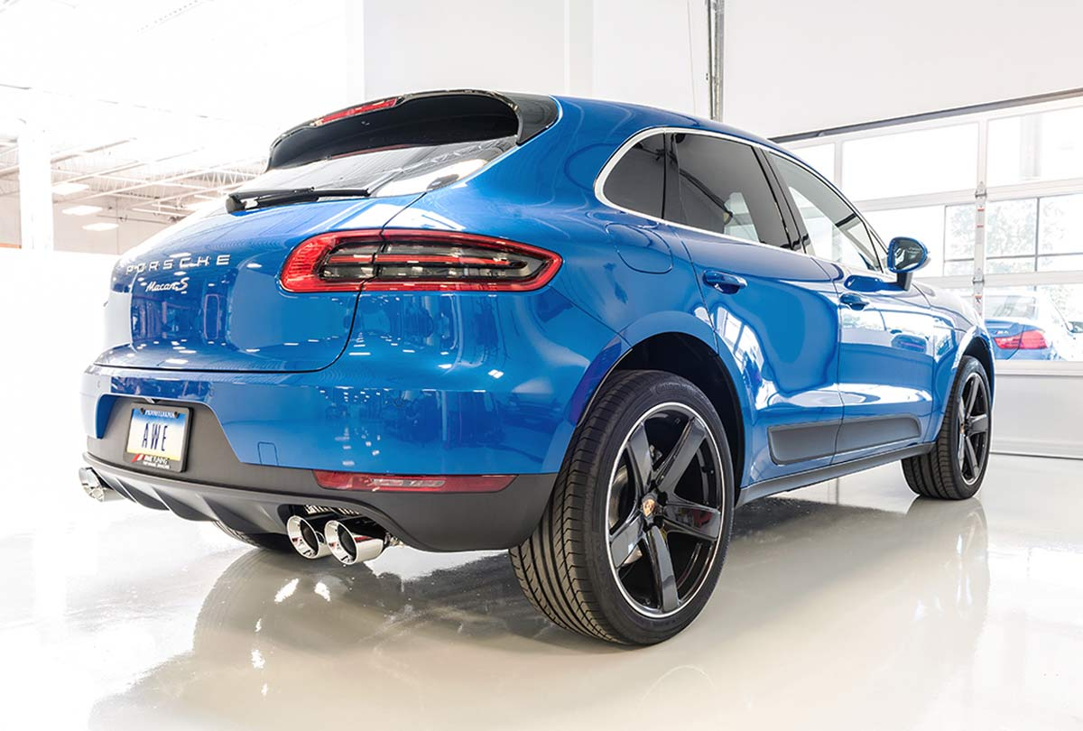 Awe Tuning 3020 43040 Porsche Macan Gts 3 0l Turbo Track Edition
