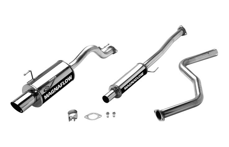 Magnaflow Exhaust System For ACURA INTEGRA GSR - 1994 acura integra exhaust system