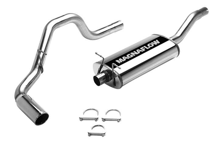 Magnaflow 15681 Exhaust System For Ford Expedition