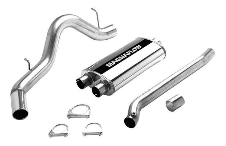 Magnaflow 15716 Exhaust System For Gm Suburban Yukon Xl