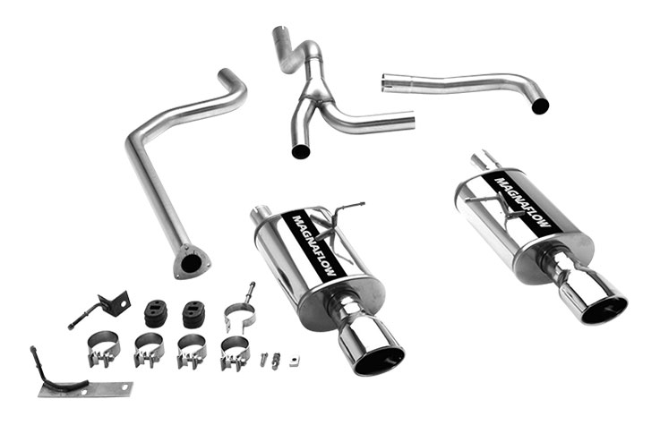 Magnaflow 15762 Exhaust System For Cavalier Sunfire Ls