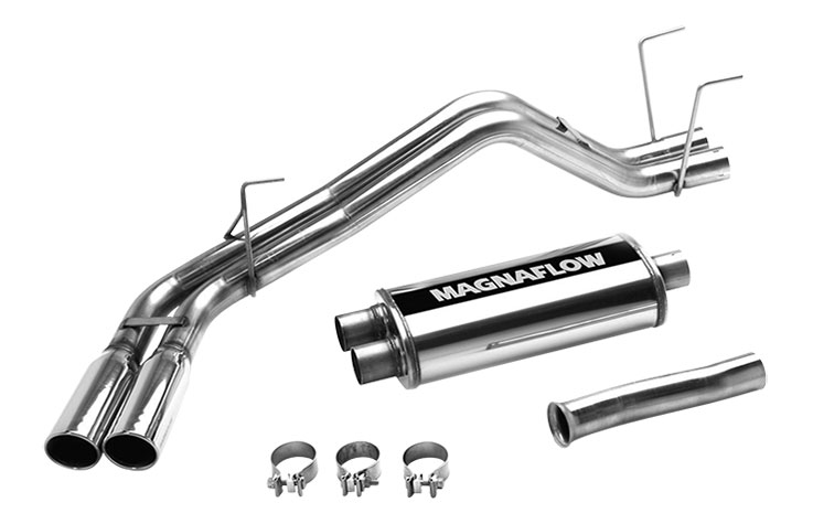 magnaflow 15820  exhaust system for toyota tundra 2000