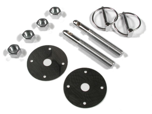 LMPerformance MG1018 - Hood Pin Kit - 1/2 Torion Clip