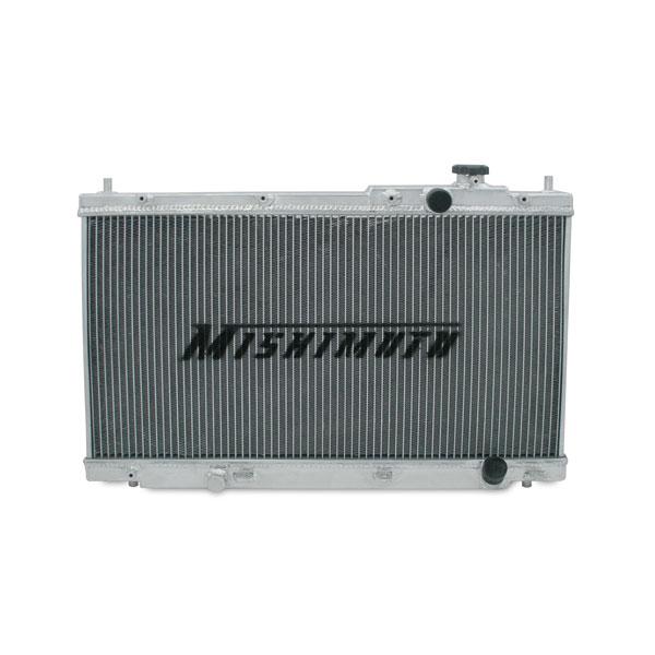 Mishimoto MMRAD-CIV-01 - Mishimoto 01-05 Honda Civic Manual Aluminum Radiator