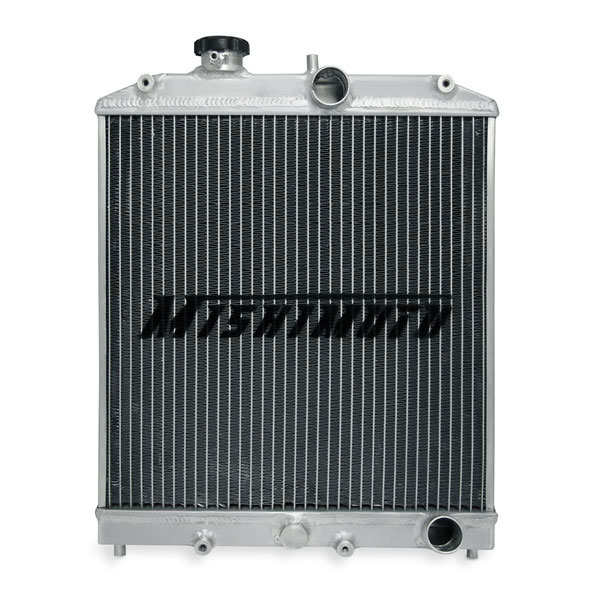 Mishimoto MMRAD-CIV-92 - Mishimoto 92-00 Honda Civic Manual, 93-97 Del Sol Manual Aluminum Radiator