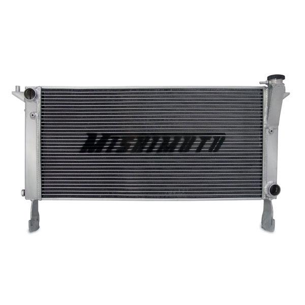 Mishimoto MMRAD-GEN4-10 - Mishimoto 2010-11 Hyundai Genesis Coupe 4Cyl Turbo Manual Transmission Aluminum Radiator