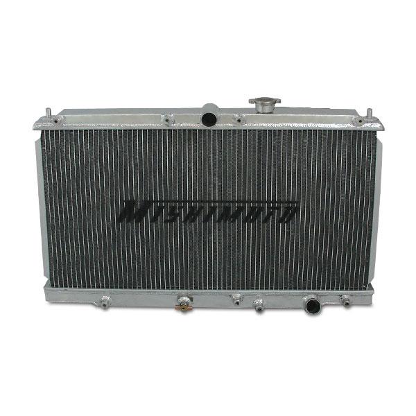 Mishimoto MMRAD-PRE-97 - Mishimoto 97-01 Honda Prelude Manual Transmission Aluminum Radiator