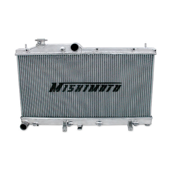 Mishimoto MMRAD-STI-08 - Mishimoto 2008-11 Subaru WRX and STI Manual Transmission Aluminum Radiator